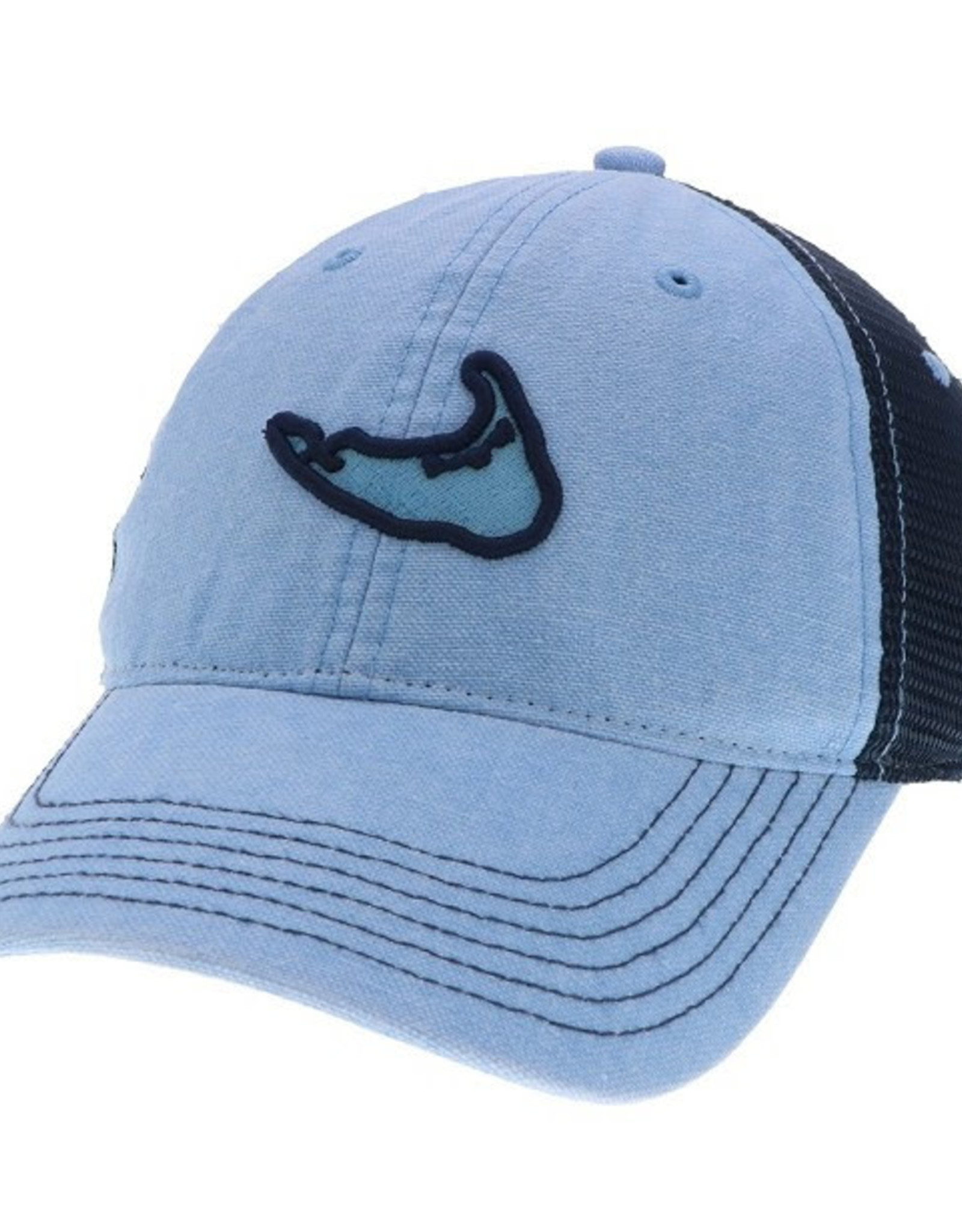 Legacy Legacy Trucker Hat Island Outline