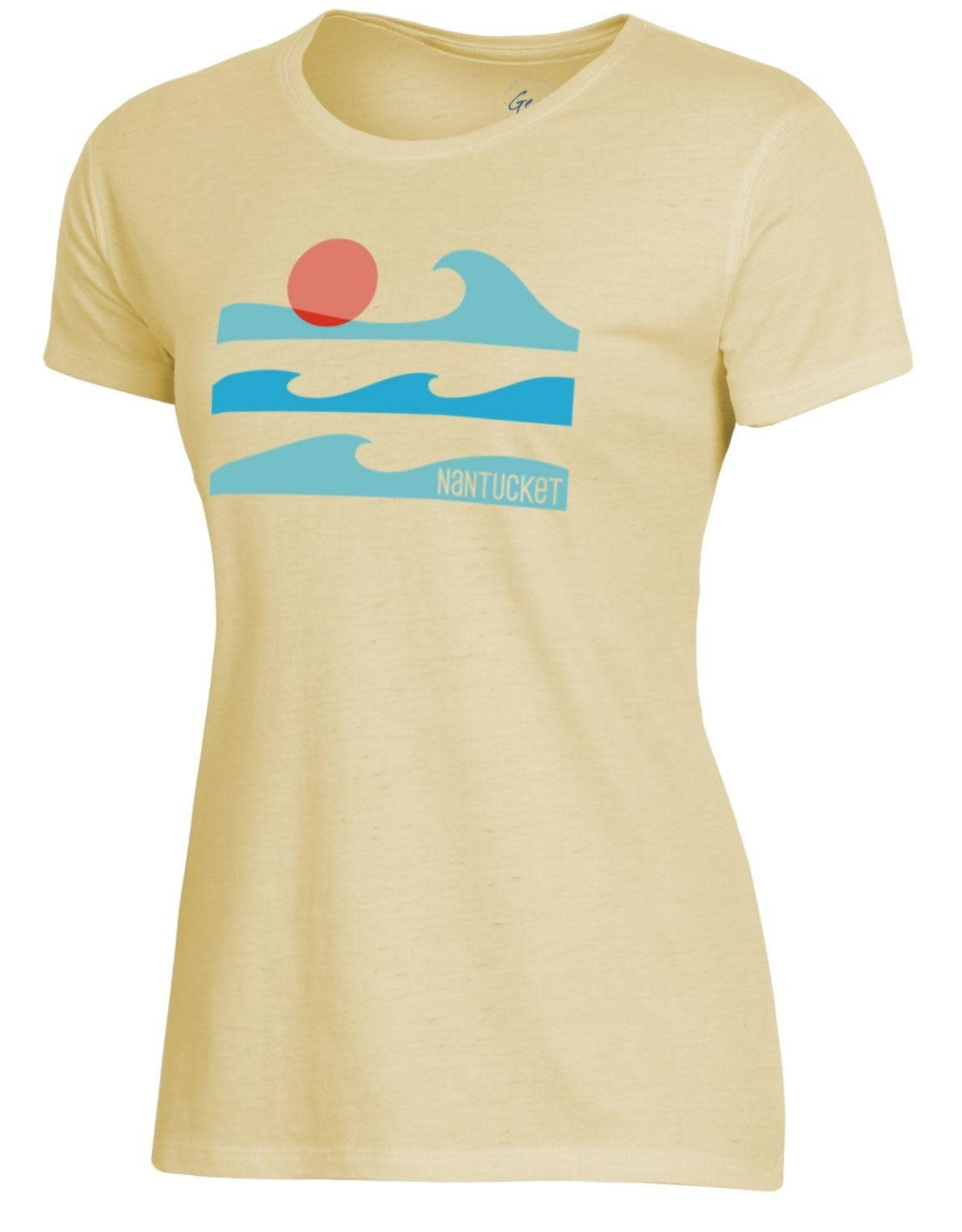Gear Gear Ladies Tee Sun & Waves