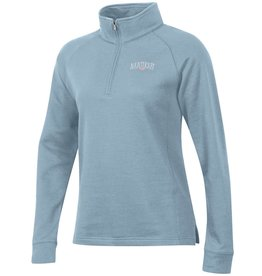 Gear 259: Gear Ladies 1/4 Zip LC ARC Over Whale