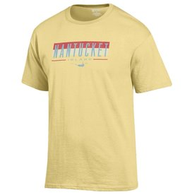 Gear 147: Gear Mens Tee Colorblock Nantucket