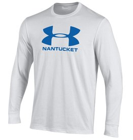 Under Armour 650: UA Youth Long Sleeve UA Logo