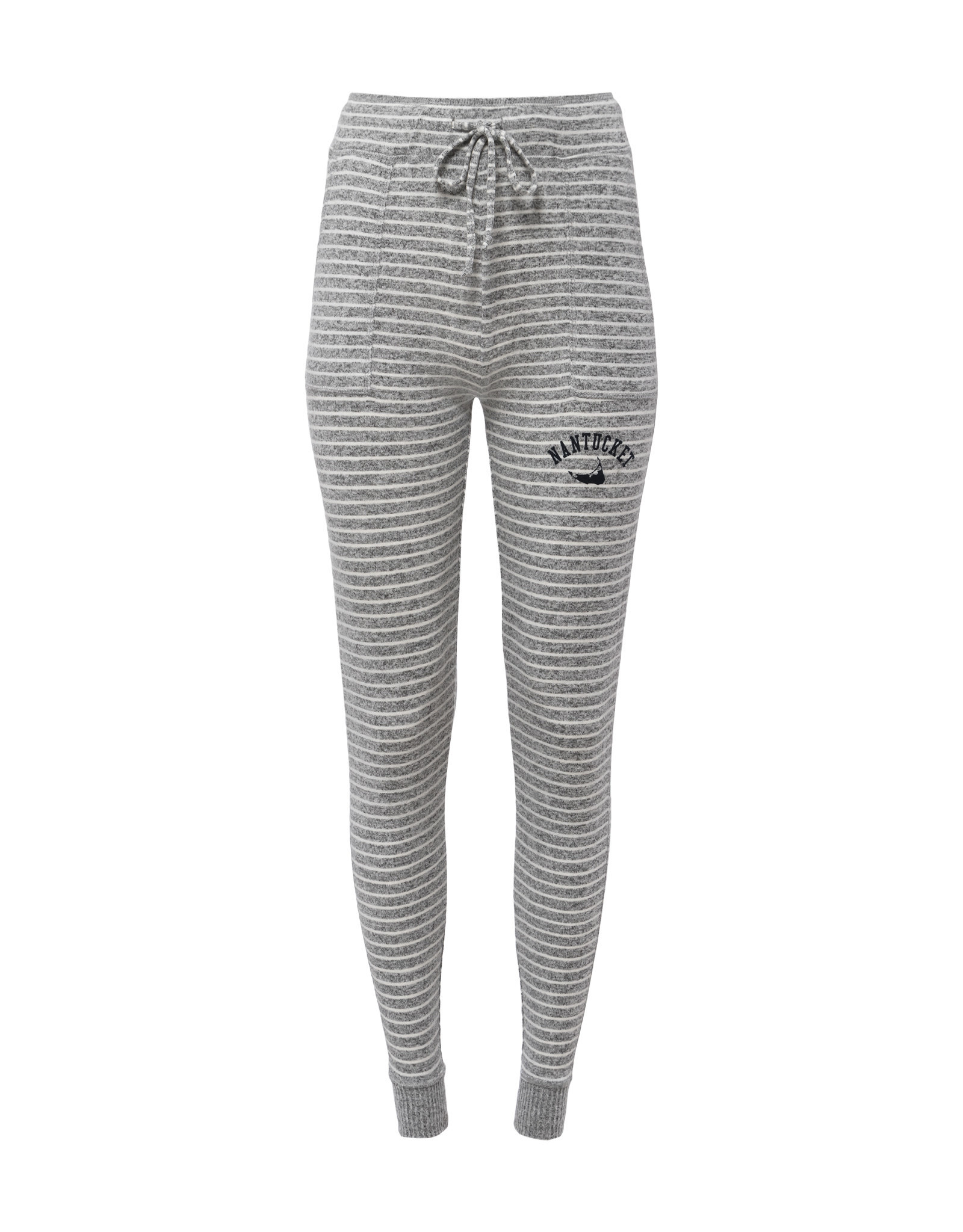 Boxercraft Boxercraft Ladies Striped Sweatpants
