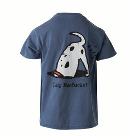 Comfort Colors 504: Big Hed Youth Tee Dig Dog