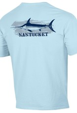 Comfort Wash Comfort Wash Unisex Tee Swordfish Over Nantucket