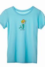 Blue 84 Blue 84 Youth Tee Jasmine Mermaid
