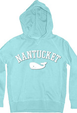 Blue 84 Blue 84 Youth Hoodie ARC Over Whale
