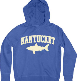 Blue 84 552: Blue 84 Youth Hoodie ARC Over Shark