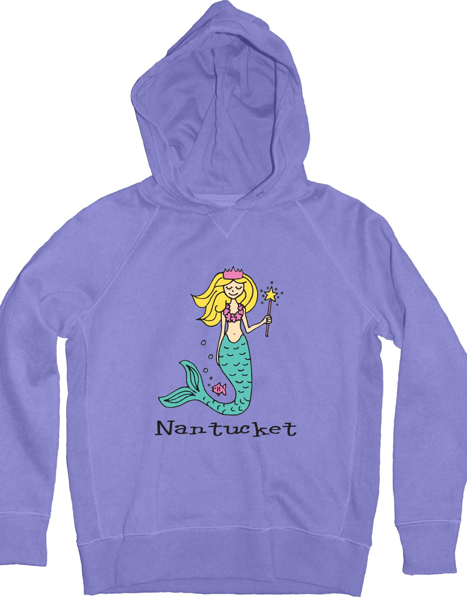 Blue 84 Blue 84 Youth Hoodie Jasmine Mermaid