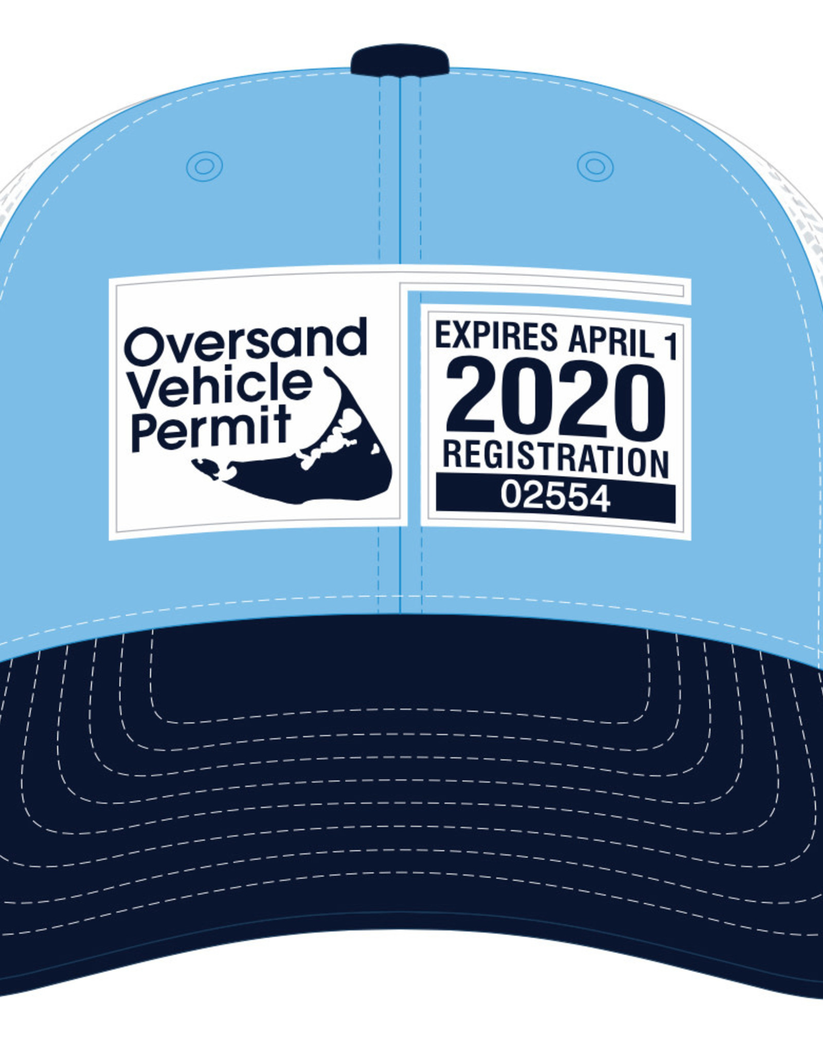 Richardson Richardson Hat Trucker Oversand