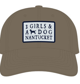 Richardson 453: Richardson Hat 3 Girls Patch