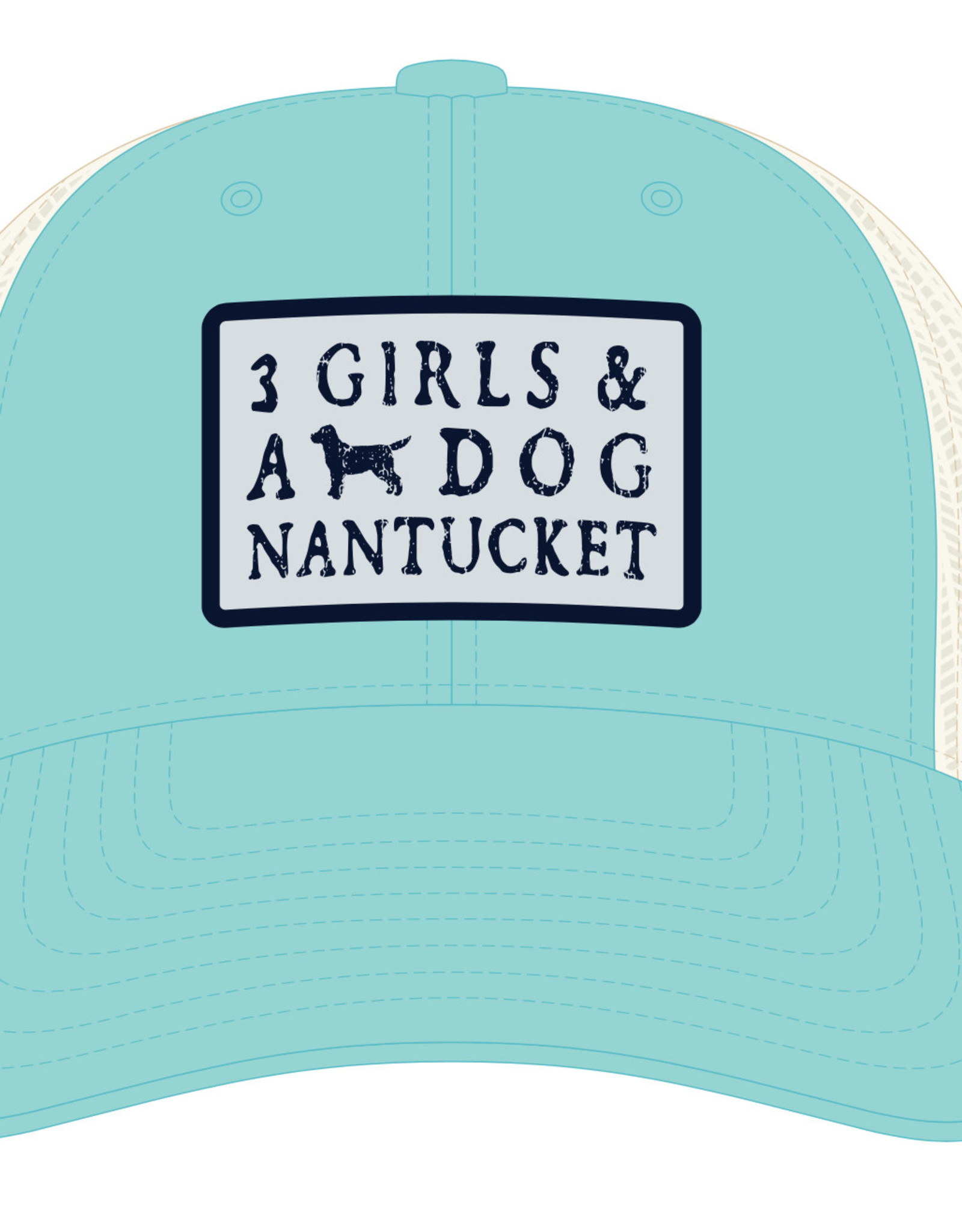 Richardson Richardson Hat Trucker 3 Girls Patch