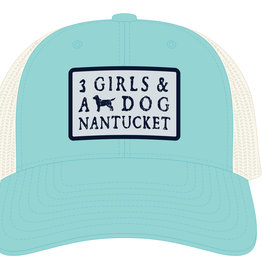 Richardson 454: Richardson Hat Trucker 3 Girls Patch