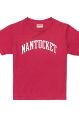 "Comfort Wash Comfort Wash Youth Tee  ""Nantucket"" arcing"