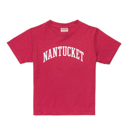 "Comfort Wash 526: Comfort Wash Youth Tee  ""Nantucket"" arcing"