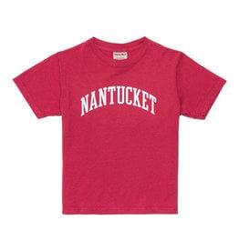 "Comfort Wash Comfort Wash Youth Tee  ""Nantucket"" arcing"