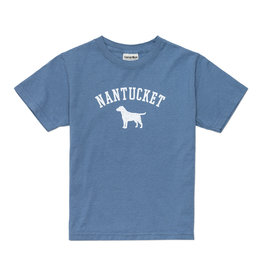 Comfort Wash 528: Comfort Wash Youth Tee Lake Dog