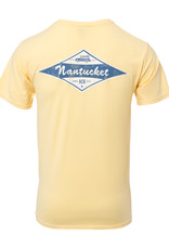 Comfort Wash Comfort Wash Mens Tee Nantucket Diamond