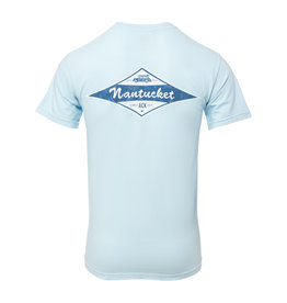 Comfort Colors 106: Comfort Colors Mens Tee Nantucket Diamond