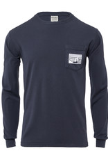 Comfort Wash Comfort Wash Unisex Long Sleeve Pocket Oversand