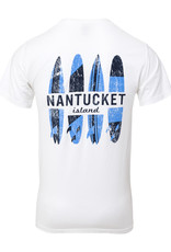Comfort Colors 112: Comfort Colors Unisex Tee Nantucket Island Surfboards