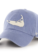 "47 Brand 47 Hat ""Clean Up"" Big Island"