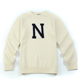 "Hillflint 17N: Hillflint Unisex Crew Neck Sweater ""N"""