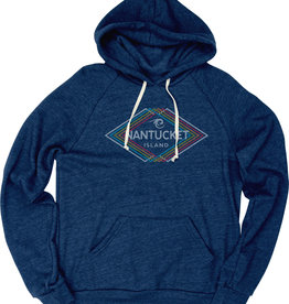 Blue 84 36: Blue 84 Unisex Pullover Hoodie Wind Tunnel