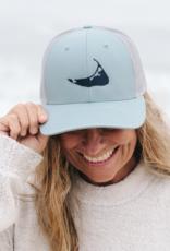 Richardson Richardson Trucker Hat Island Shape