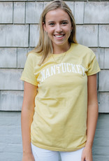 Austins LAT Ladies Tee with Nantucket arcing