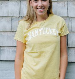 Austins LAT Ladies Tee with Nantucket Arc