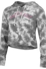 Alternative Apparel Alternative Ladies Tie Dye Pullover Hoodie