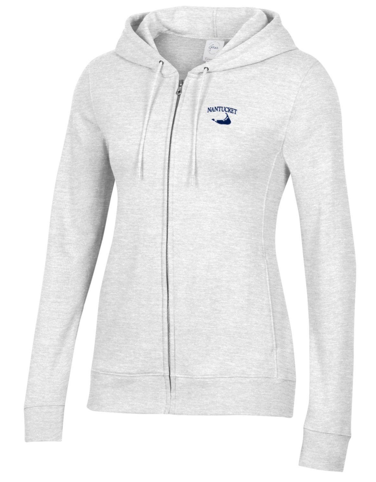 Gear Gear Ladies Full Zip Hoodie