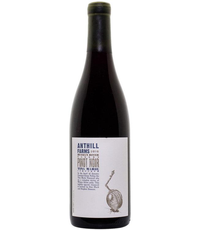 Anthill Farms Tia Maria Pinot Noir 2016
