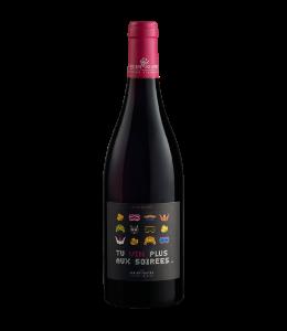Fabien Jouves Vin de Table 2017 Tu Vin Plus AS Rouge