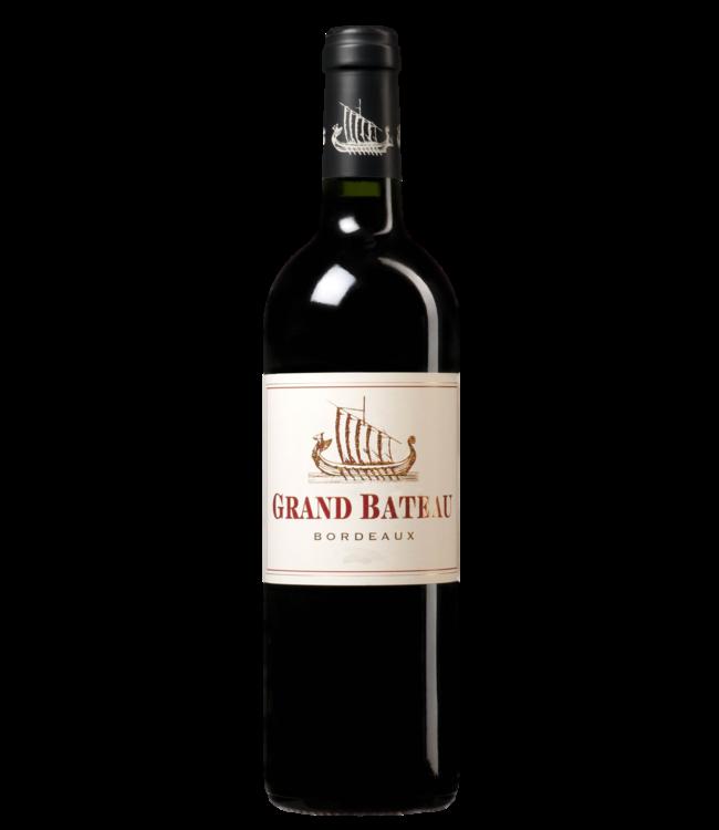 Grand Bateau Rouge 2015 half bottles