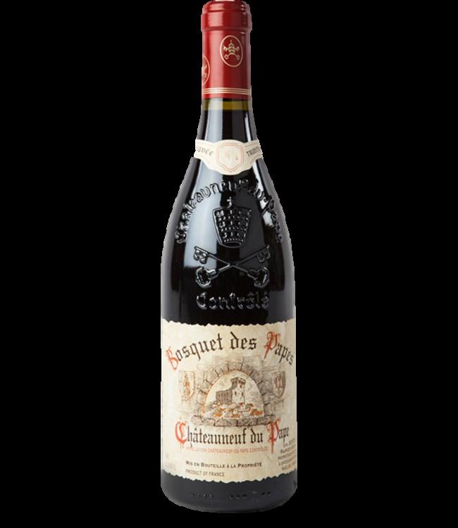 Bosquet des Papes Chateauneuf du Pape Rouge Tradition 2015 MAGNUM
