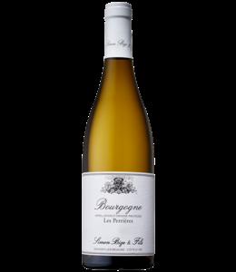 Simon Bize Bourgogne Blanc 'Les Perrieres' 2014