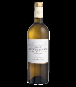 Chateau Sainte Marie Vieilles Vignes Entre Deux Mers Blanc 2018