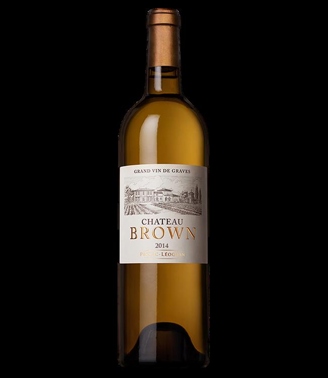 Chateau Brown Blanc 2014