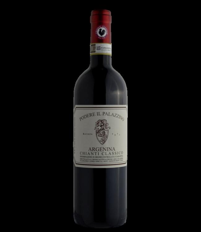 Il Palazzino Vin Santo del Chianti Classico 04
