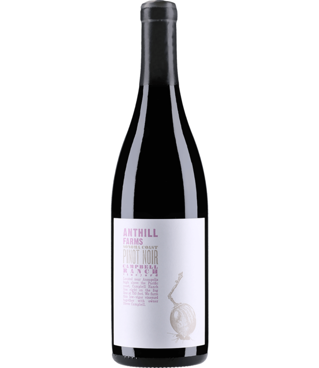 Anthill Farms Campbell Ranch Syrah 2016
