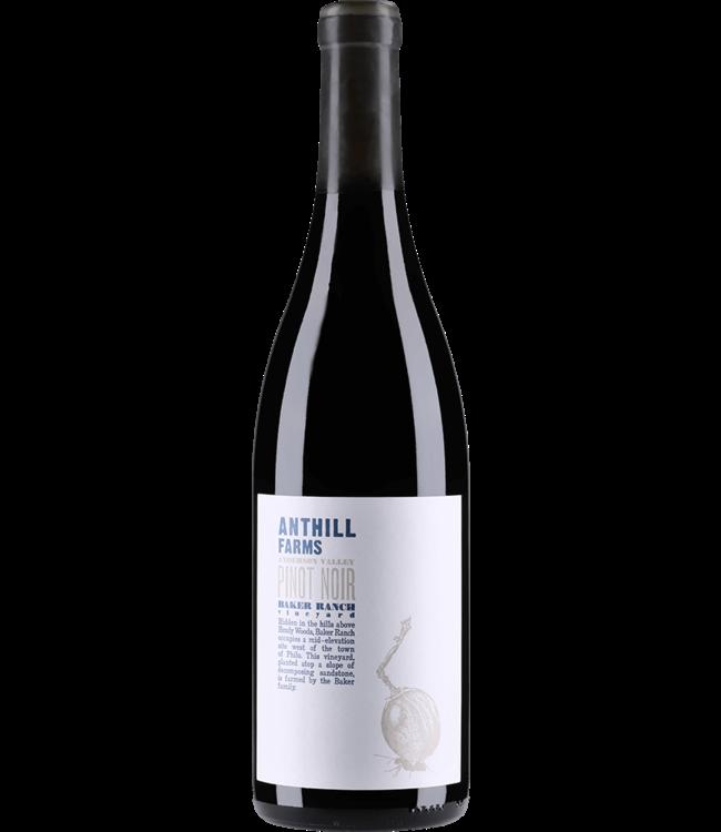Anthill Farms Baker Ranch Pinot Noir 2016