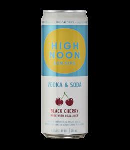 High Noon Black Cherry 355ml
