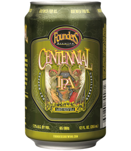 Founders Centennial IPA Cans