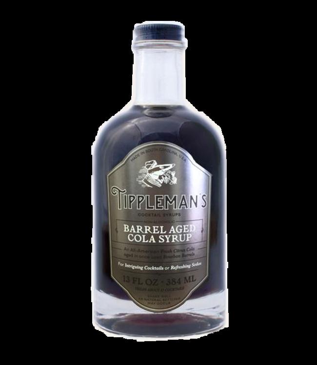 Bittermilk Barrel Aged Cola Syrup
