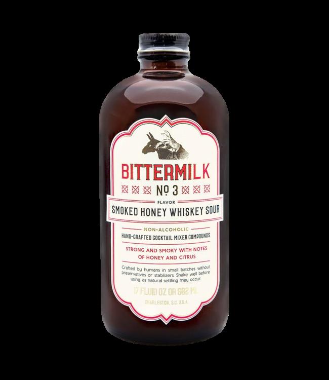 Bittermilk No 3 Smoked Honey Whiskey