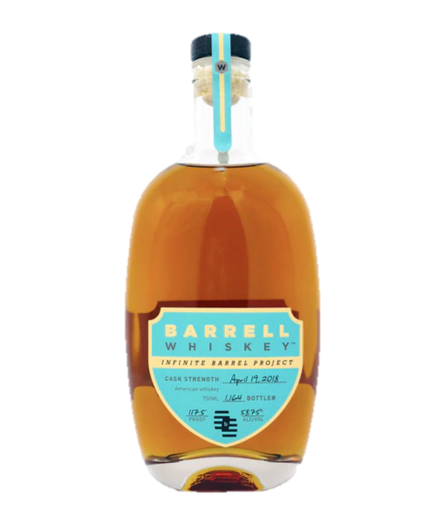 Barrell Whiskey Infinite