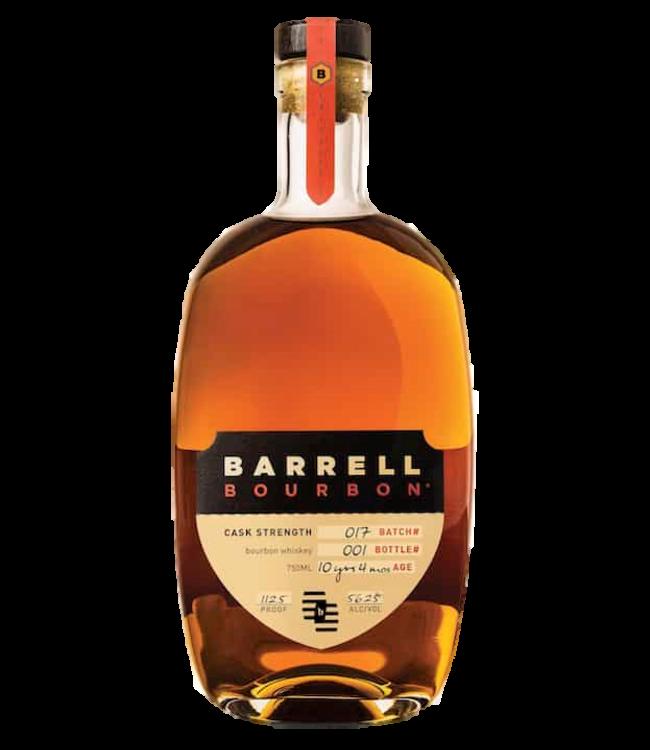 Barrell Bourbon Cask Batch 17