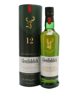 Glenfiddich 12 Year Malt Whisky
