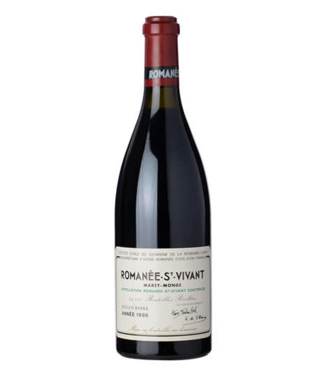 Domaine de la Romanee-Conti Romanee-Saint-Vivant Grand Cru (Marey-Monge) 1996